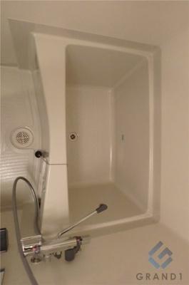 【浴室】プレサンス上町台筆ケ崎SOUTH
