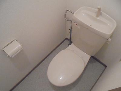 【トイレ】グラシア山本通