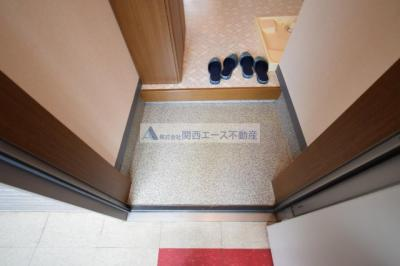 【玄関】アウローラ清水