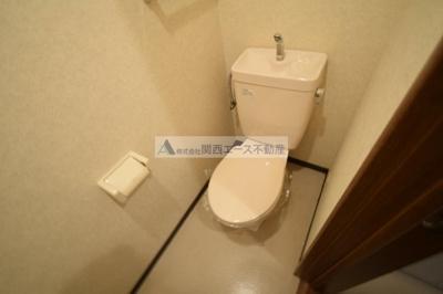 【トイレ】アウローラ清水