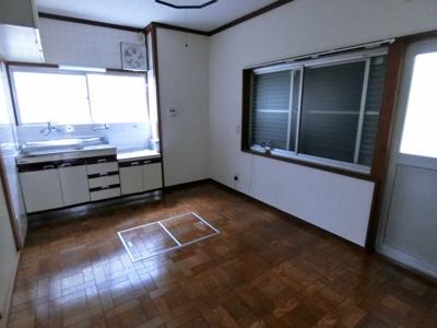 【キッチン】北条6丁目貸家
