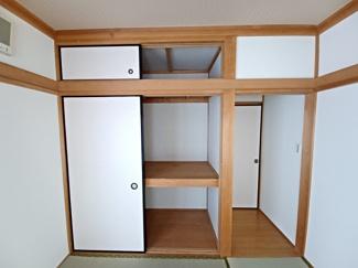 グランファミーロ リ・スタイル貝塚 全居室収納スペース付き、1階・2階廊下部分にも収納スペース付きです!
