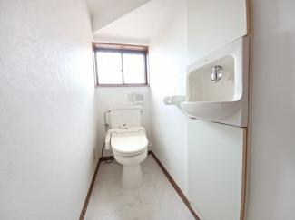 グランファミーロ リ・スタイル貝塚 便利な手洗い場が設置されております!