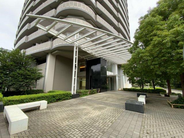【庭】アイムふじみ野タワー東館