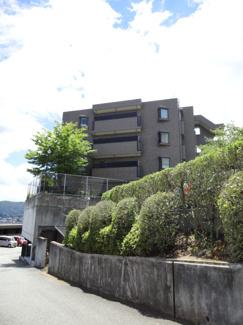 【外観】サニーフラット川西緑台 9階