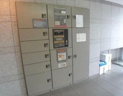 【設備】ボヌール都立大学弐番館