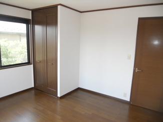 2階には洋室が3部屋あります