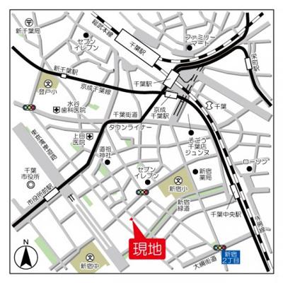 【地図】シルバラード
