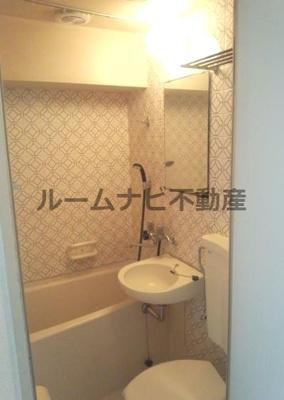【浴室】浅草橋センチュリー21
