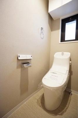 日神パレステージ志茂のトイレです。