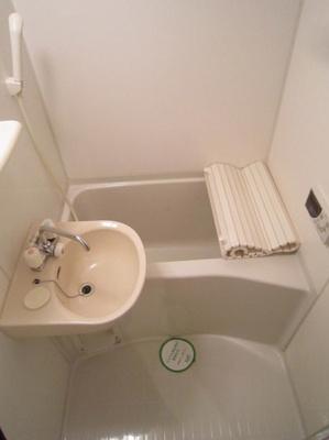 【浴室】ブルーヘブン