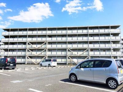 【駐車場】ビレッジハウス小比企6号棟
