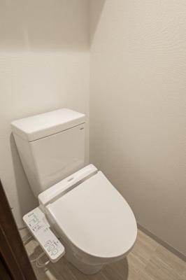 【トイレ】広尾レジデンス壱番館