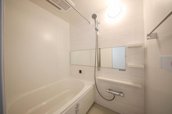 【浴室】ライオンズマンション六本松