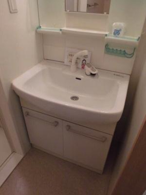 【独立洗面台】パルテールシノヤマ