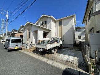 建物32坪/3LDK+小屋裏物置 綺麗な住宅街