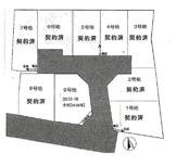 【区画図】葛城市葛木 土地