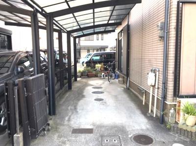 【駐車場】岸和田市土生町7丁目 戸建