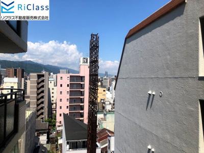 【展望】プリオーレ神戸