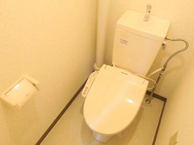 【トイレ】COZYコート市川