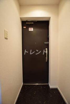 【玄関】パークキューブ本郷