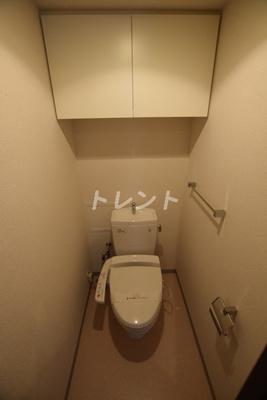 【トイレ】パークキューブ本郷