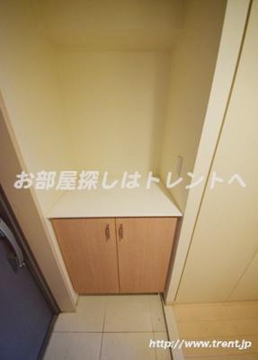 【玄関】マチュリティ小石川