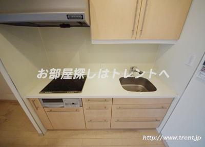 【キッチン】マチュリティ小石川