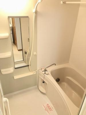 【浴室】ラ・ジュネス Ⅰ