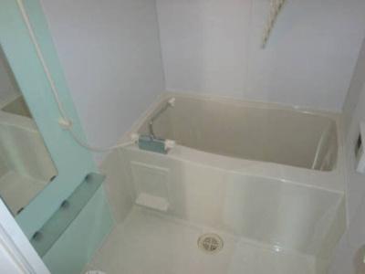 クレスト藤ヶ丘ⅢA101浴室