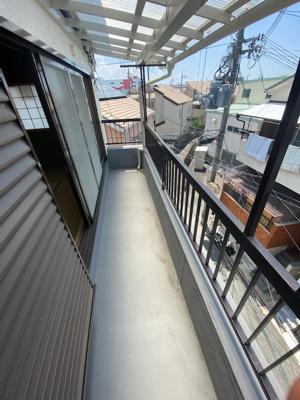 ■日当たり抜群の3階バルコニー♪♪