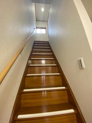 ■階段はそんなに急じゃないですよ♪♪
