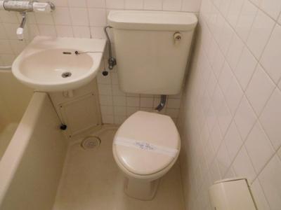 【トイレ】プレール新中野