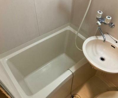 【浴室】エーデルハイム
