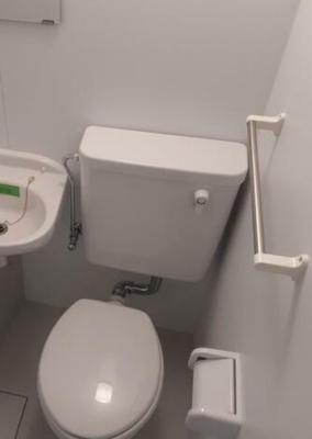 【トイレ】馬込コーポビアネーズ