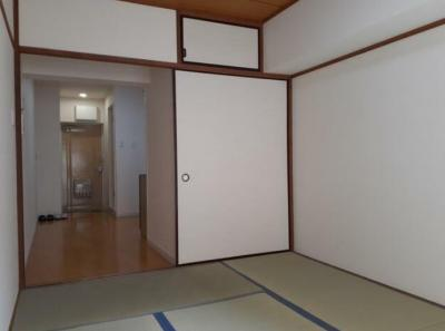 【寝室】馬込コーポビアネーズ