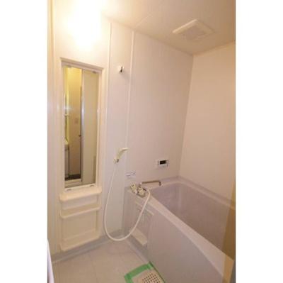 【浴室】セジュールS・なかむら B棟