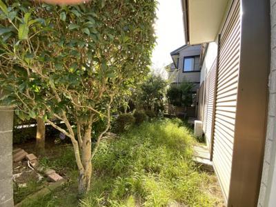 【庭】かやの邸貸家