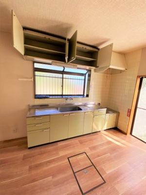 【キッチン】かやの邸貸家