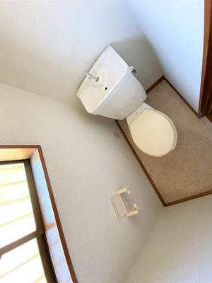 【トイレ】かやの邸貸家