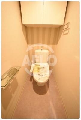 セントレ上町 トイレ