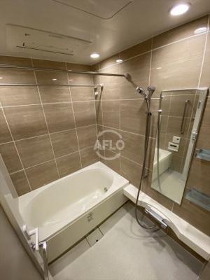 クラッシィタワー淀屋橋 浴室