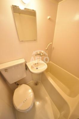 内外うつぼビル 浴室