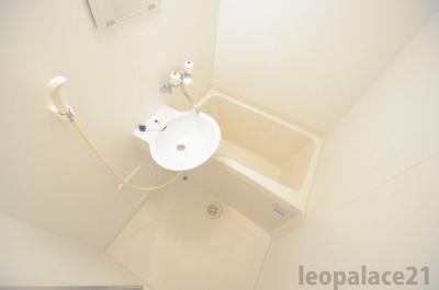【浴室】レオパレス三笠