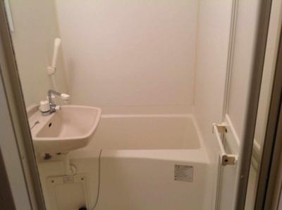 【浴室】レオパレス55