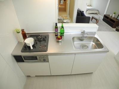 【キッチン】modern palazzo平間 EAST