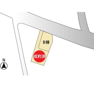 【区画図】鳥栖市宿町