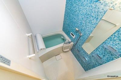 【浴室】仮)D-room鶴賀 B