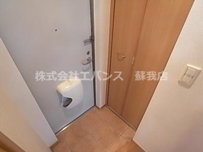 【玄関】エスペランス