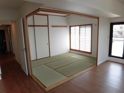【和室】グリーンマンション神松寺ナチュレ1番館